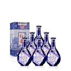 【老酒】46°红星二锅头珍品100ml(6瓶装)(2011-2013年)