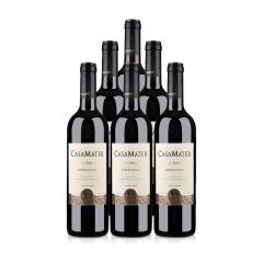西班牙(原瓶进口)梅特世家干红葡萄酒750ml(6瓶装)