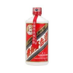 【老酒特卖】53°贵州茅台酒500ml(2002年)