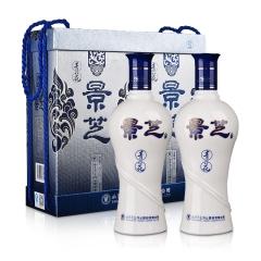 52°景芝青花500ml(双瓶装)
