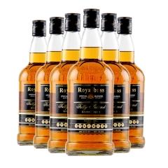 41°皇家贝斯威士忌700ml*6瓶装