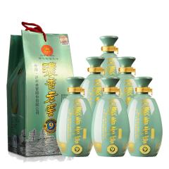 42°浓香老窖青瓷(鉴藏9)500ml(6瓶装)