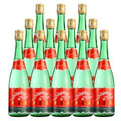 55°西凤绿瓶500ml(12瓶)